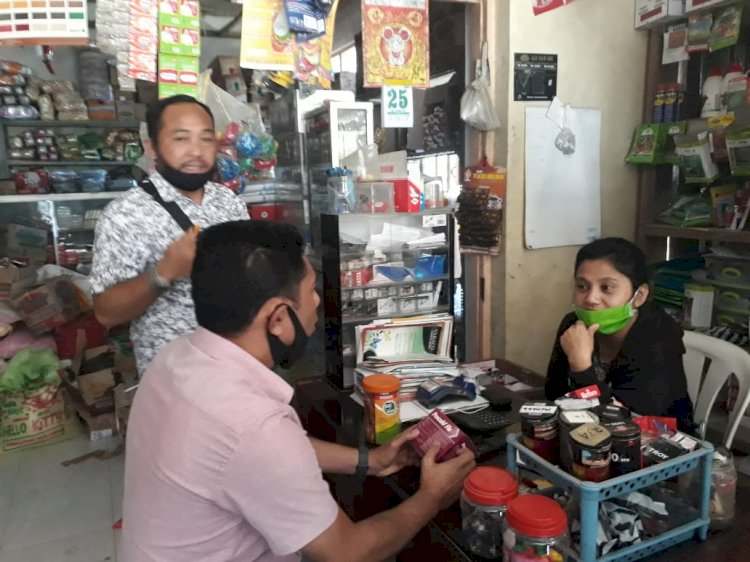 Cegah Peredaran Obat-obatan Kadalurasa, Sat Res  Narkoba Polres TTS  Melaksanakan Razia