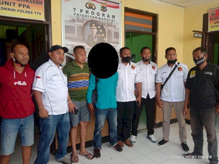 Polres TTS Berhasil Mengamankan Tersangka Yang Diduga Terlibat Kasus Pembunuhan